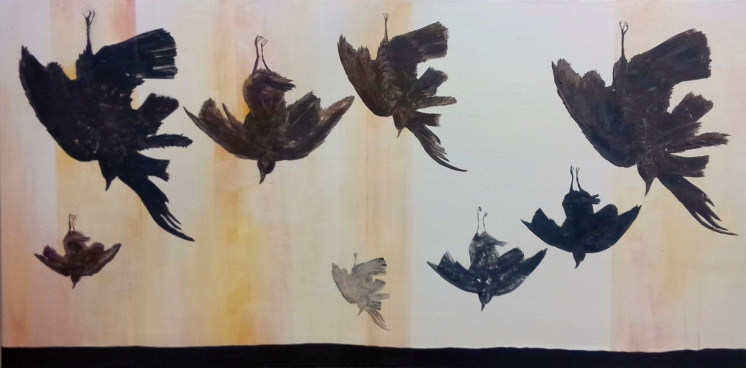 Falling Crows